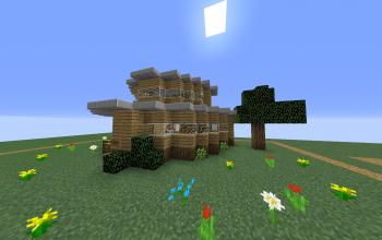 Round Farmhouse