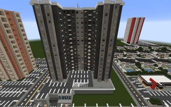 Modern Tower 2 - Furnished