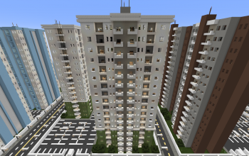 Modern Tower 3 - Furnished