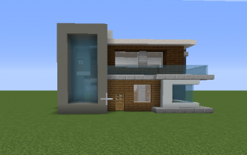 This is the sugar cane farm modern house