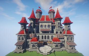Castillo Rojo