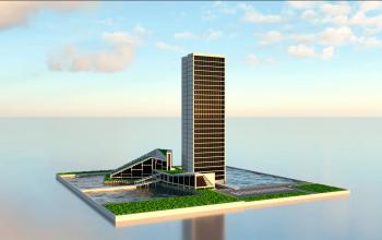 New Delta HQ | Concept