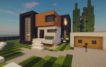 Modern House #51