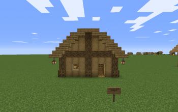 small oak house 1