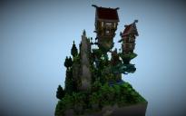 Floating Island SCHEM