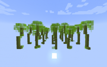 Big green mushrooms (10 Variations)