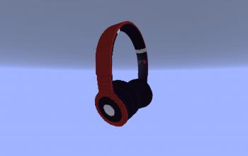 Red headphones 1.16.4