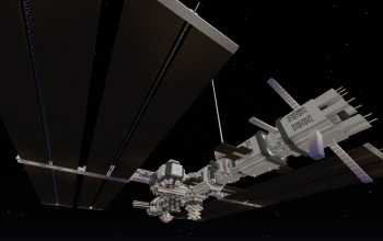 ISS / МКС By Mr.Kenry (1.12.2)