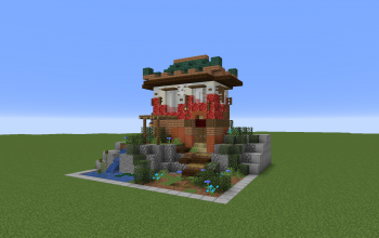 1 Chunk Japanese house