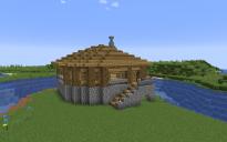 Medieval Storage House