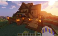 Wood Modern House