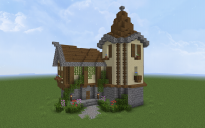 Old Medieval House