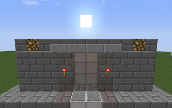 Automatic Piston Gate