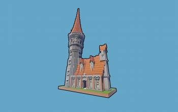 medieval sanctum