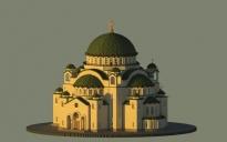 Saint Sava Temple Belgrade