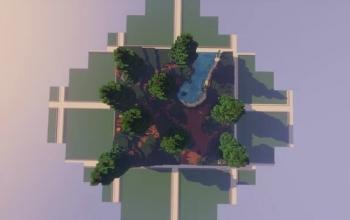 Dark Forest - Plots world spawn