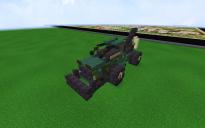 Skidder in minecraft