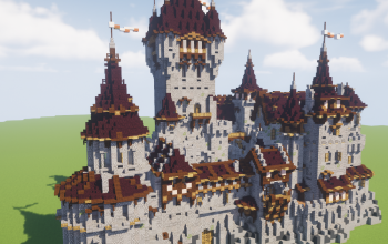 Medieval Castle 4