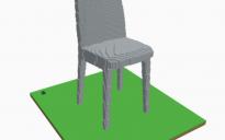 Huge chair