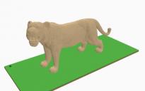 Huge Tiger