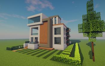 Modern House #55