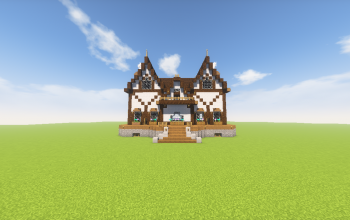 Victorian Mansion #2 (unfurnished)