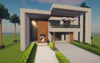 Modern House #57