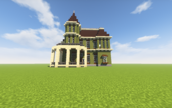 Victorian House #3