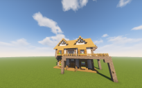 Wooden House (unfurnished)
