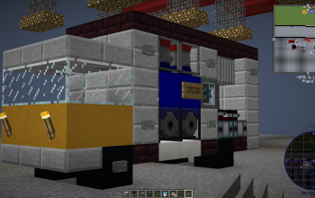 Air/Electric Generator Truck