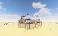 The Desert Castle
