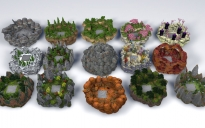 PRISON MINES [PACK x15