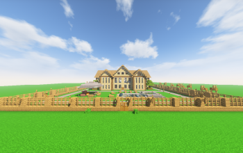 The Wooden Manor (Furnished)
