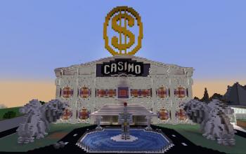 Minecraft Casino / Mansion