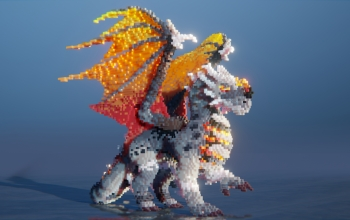 Fire Dragon - Gores
