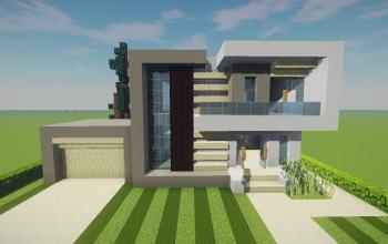 Modern House #62