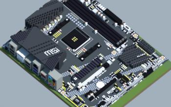 AMD B550-A PRO (MSI PRO Series)