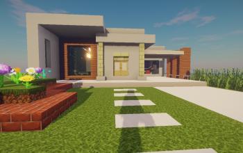 Modern House #66