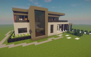 Modern House #67