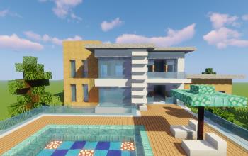 Modern House #73