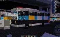 Police Prison transport bus