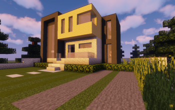 Modern House #74