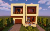 Modern House #75 Map + Schematics