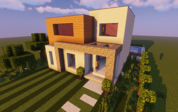 Modern House #76