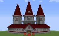 Peach Castle variant