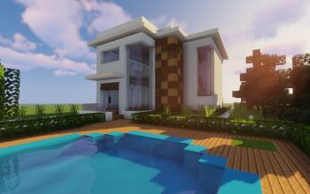 Modern House #77
