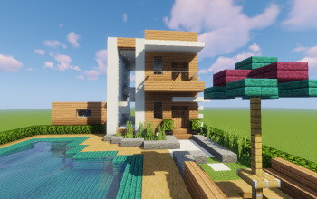 Modern House #85