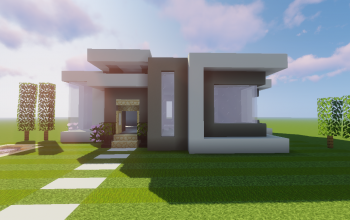 Modern House #86