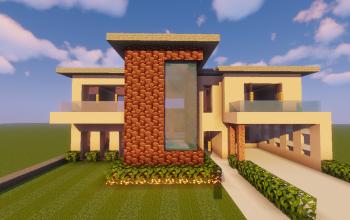 Modern House #88