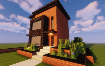 Modern House #90